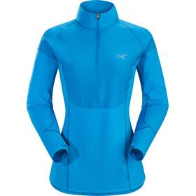 Arc'teryx Taema - T-shirt manches longues running Femme - turquoise